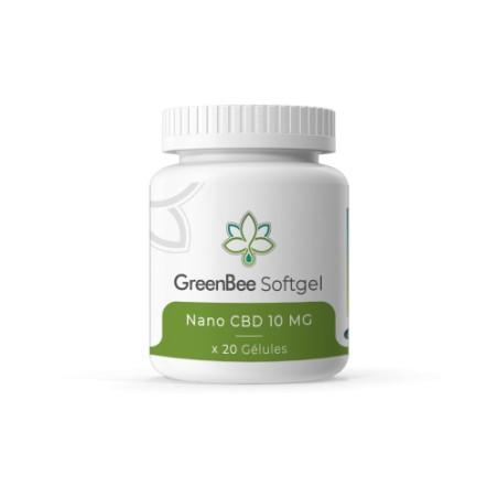 Gélules CBD - GreenBee - 200mg