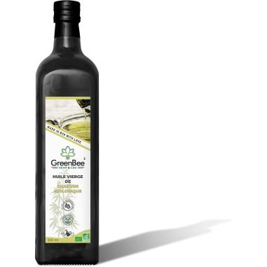 Cooking hemp oil - GreenBee - 250ml