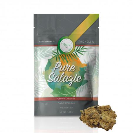 Pure Salazie - Fleur CBD 1 ou 4g