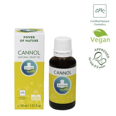 Cannol – Huile de chanvre