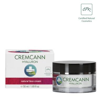 Cremcann – Crème hyaluronique CBD visage