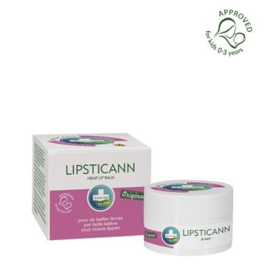 LIPSTICANN - Baume à lèvres