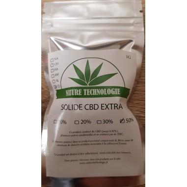 Solide CBD Extra Critical Jack 50%