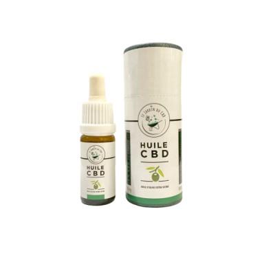 Huile CBD 5% – huile olive