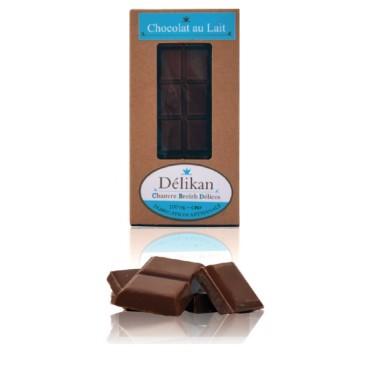 Chocolat Au Lait - Greenbee - 100g - CBD 50mg