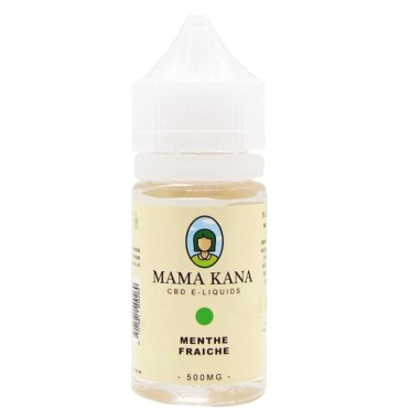 Menthe Fraîche - MamaKana